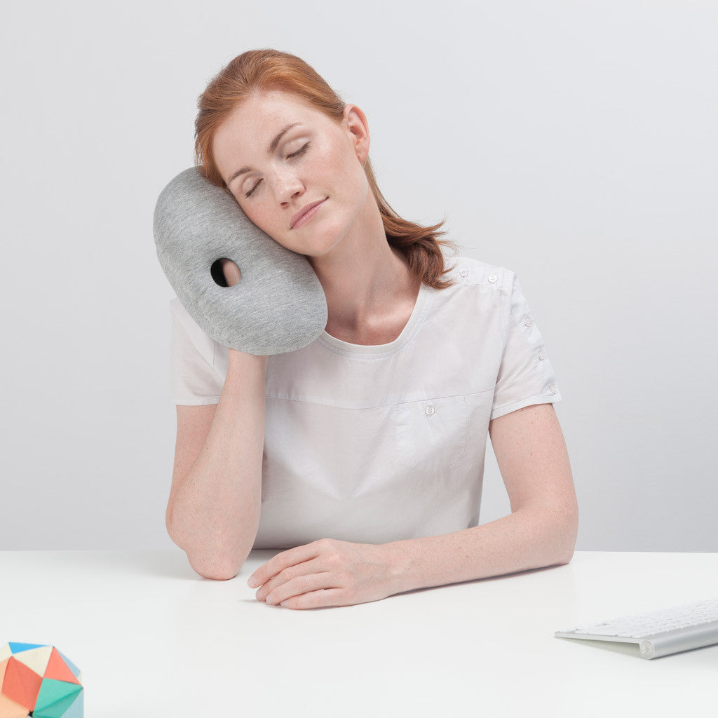 studio banana things ostrichpillow family ostrichpillow mini quality napping whithin arm's reach main use
