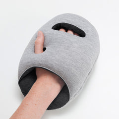 studio banana things ostrichpillow family ostrichpillow mini quality napping whithin arm's reach how to wear it in your arm