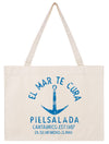 El mar te cura , Shopping Bag.
