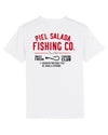 Fishing Club, camiseta manga corta unisex