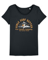 Girls surf better , camiseta manga corta ovesize