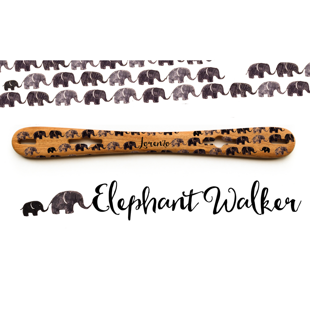 Elephant Walker - Willa Walker