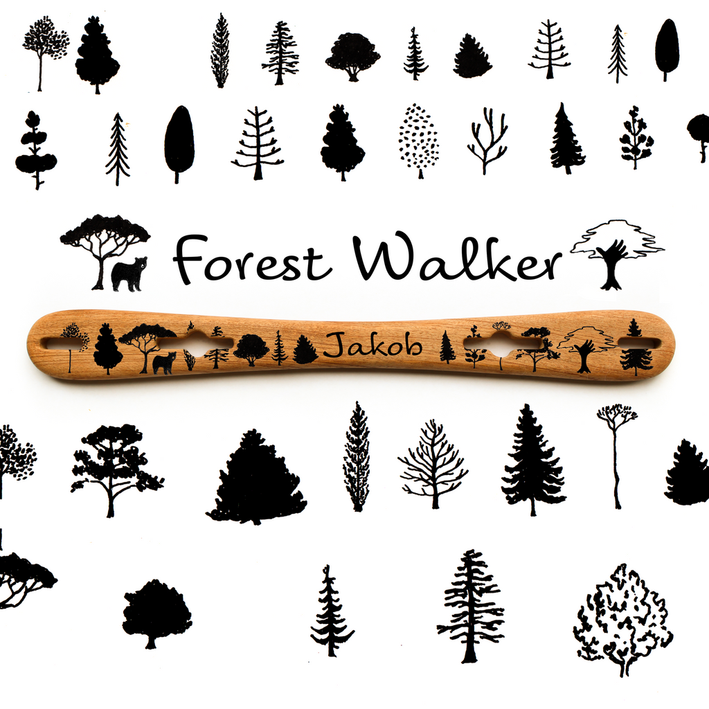 Forest Walker - Willa Walker