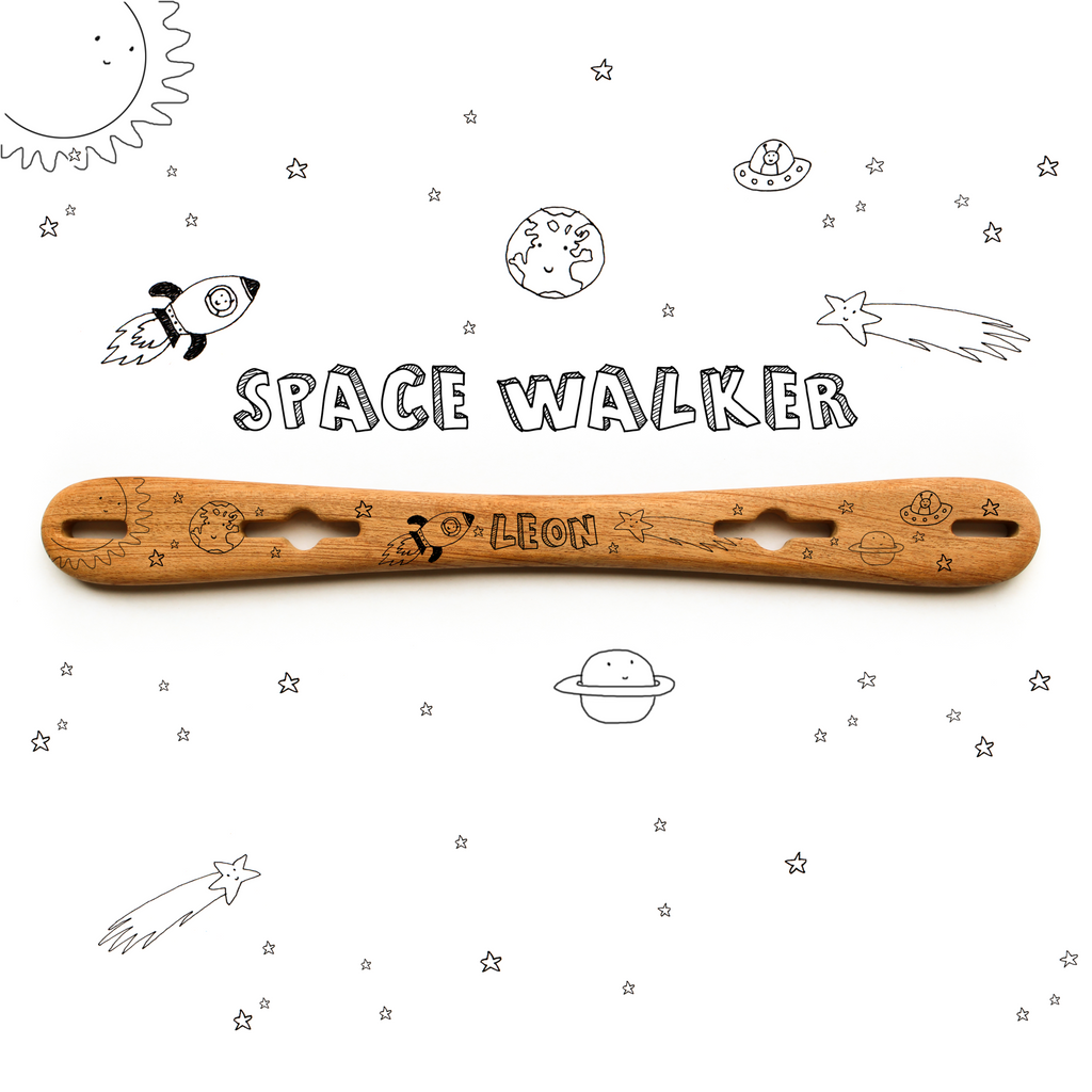 Space Walker - Willa Walker