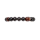 Black-Red Agate Fashion Bracelet