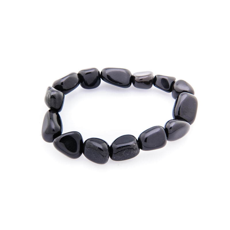 Stretch Bracelet - Blackstone