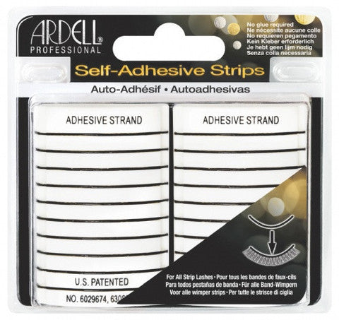 Ardell Self-Adhesive Strips (10 pairs)