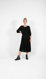 Sass Neeve Dress - Black