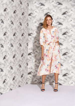 Fate and Becker // Meet me in St Louis Dress - Floral Print