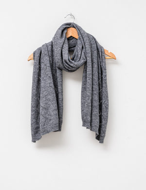 Stella and Gemma  // Greta Knit Steel