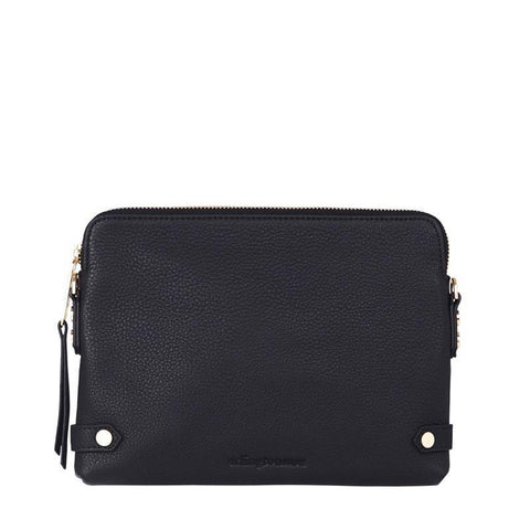 Arlington Milne - Leather Olivia Wallet Navy