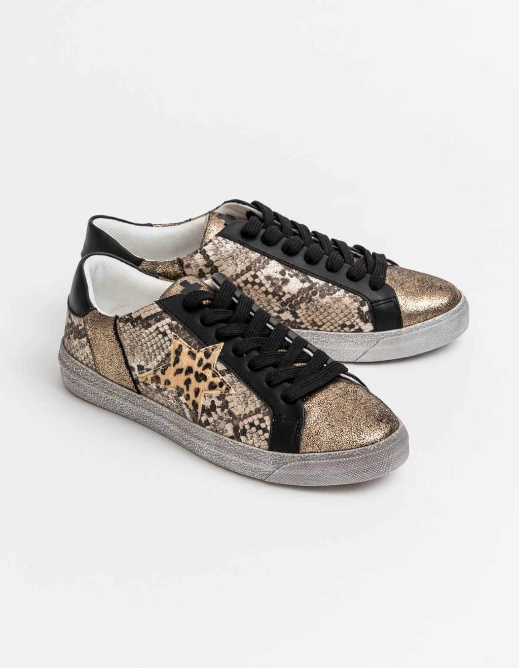 Stella and Gemma // Stella Safari Sneakers