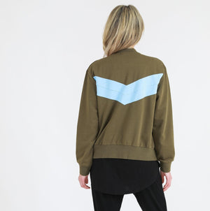3rd Story The Label // Naomi Bomber Sage