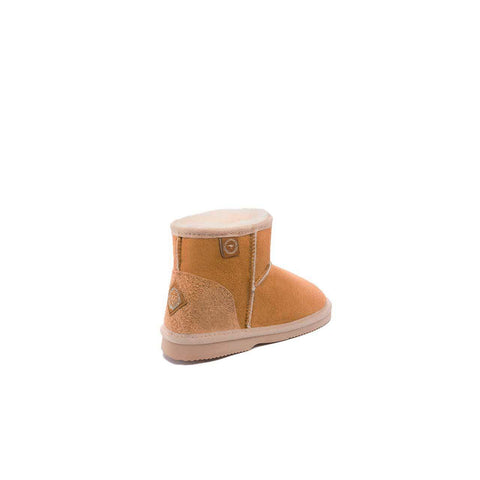 Ugg  -  Childrens Mini Chestnut  Size 11 - 12