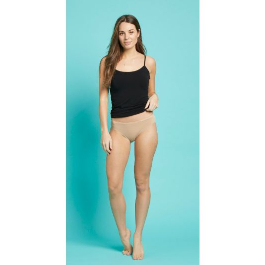 Bamboozld   // Womans Underwear Camisole // Black