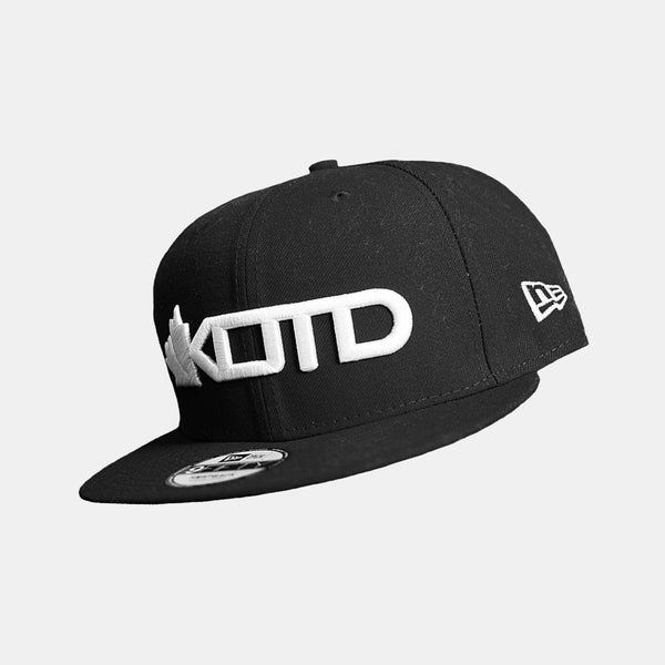 KOTD New Era Black Fitted with 1 T-Shirt