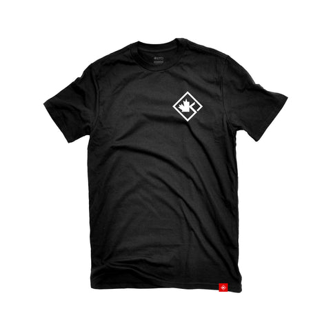Diamond - Black & White T-Shirt
