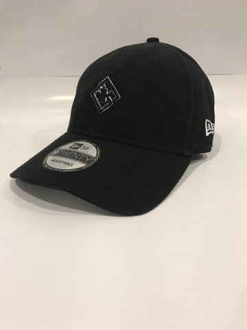 Black & White Dad cap