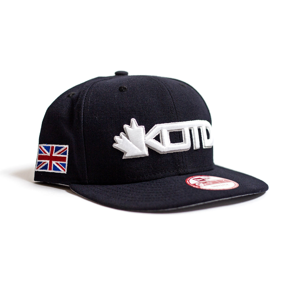 OG Flag Navy Snap - UK