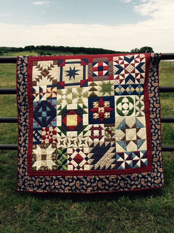 Patriot Dream Quilt Kit