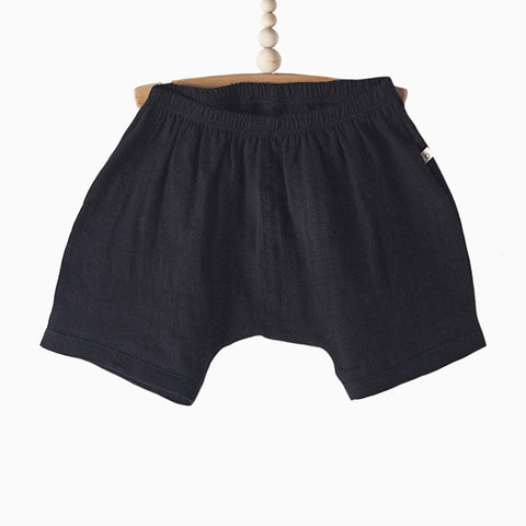 shorts (black gauze)