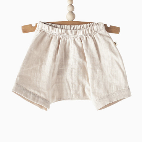 shorts (blush gauze)