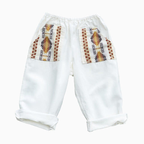 aztec pant (brown)