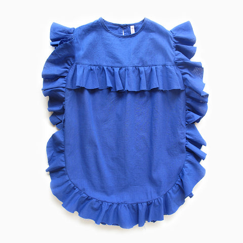 madeleine dress (blue)