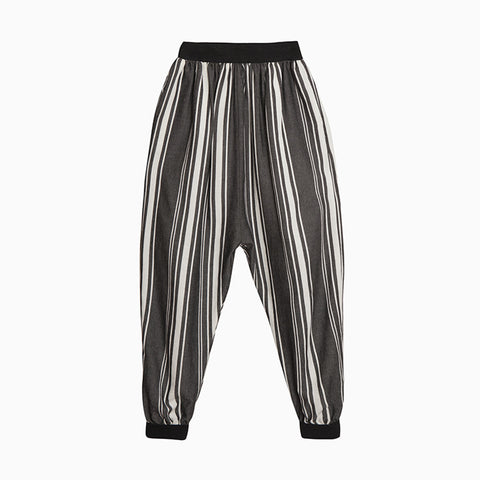 tuareg trousers (dark stripes)