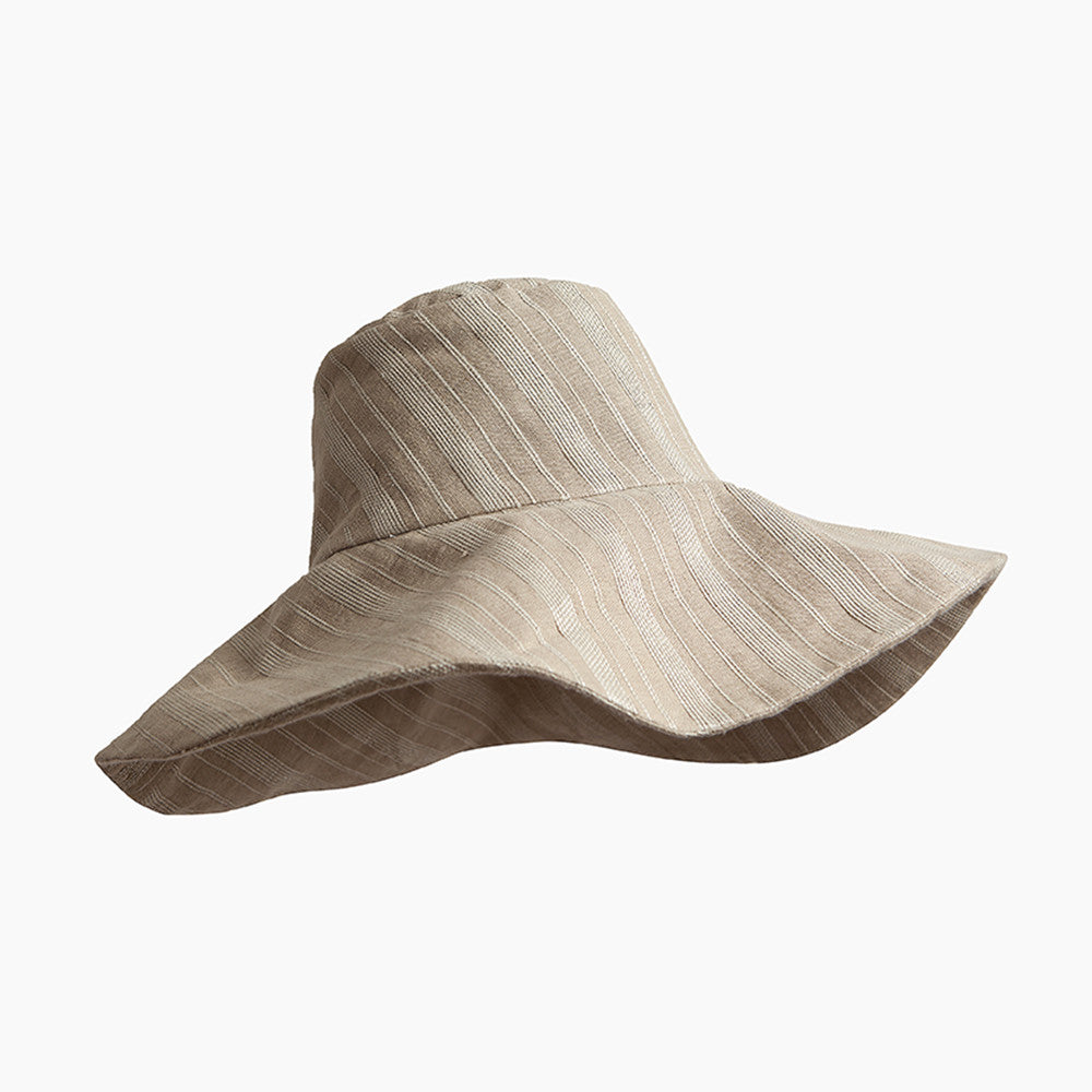 chic nomad hat (stripe)