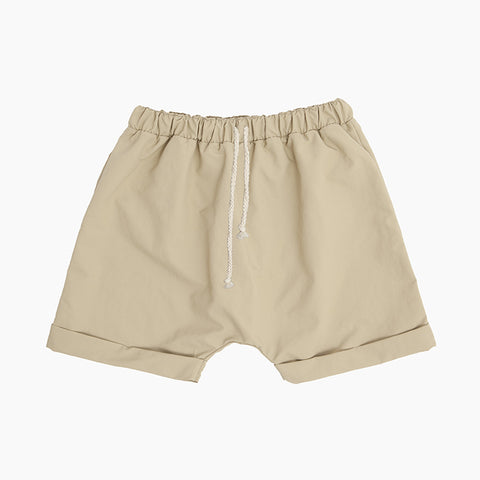 baggy bathing shorts (khaki)