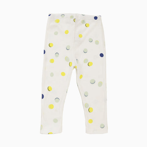 macarons baby leggings