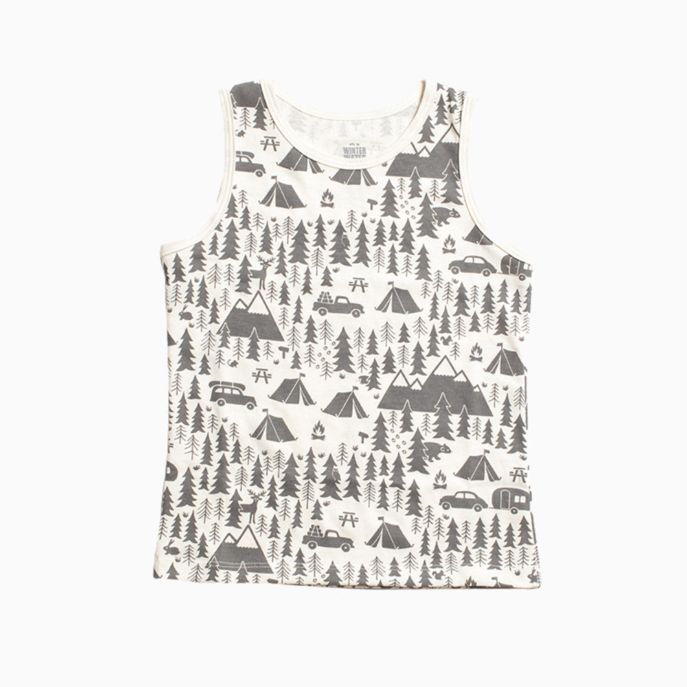 tank top (campground grey)