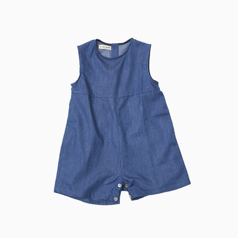 sibling overall (denim)