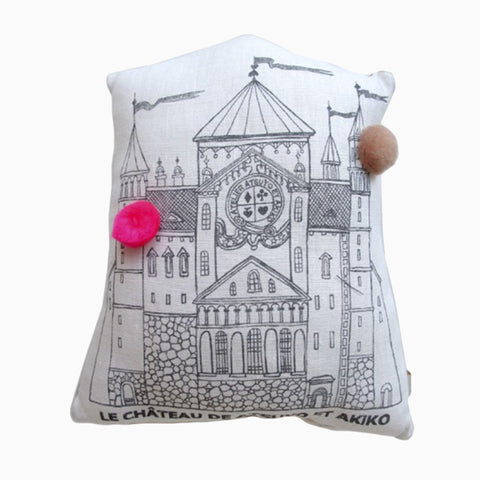 chateau cushion