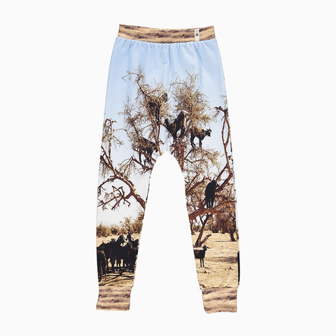 baggy leggings (goat tree)