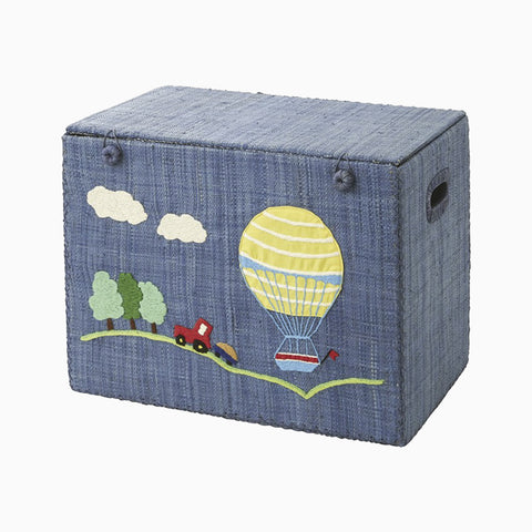hot air balloon storage bin
