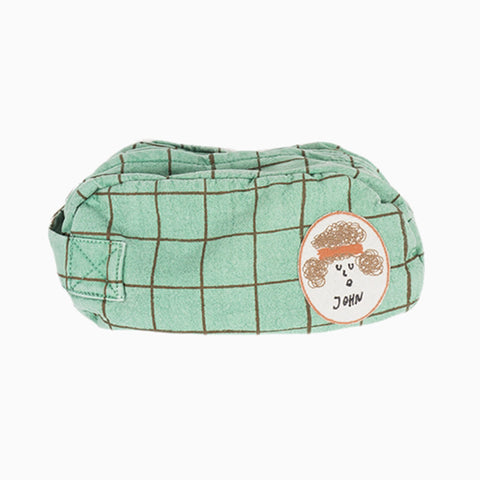 patch john net pouch hat