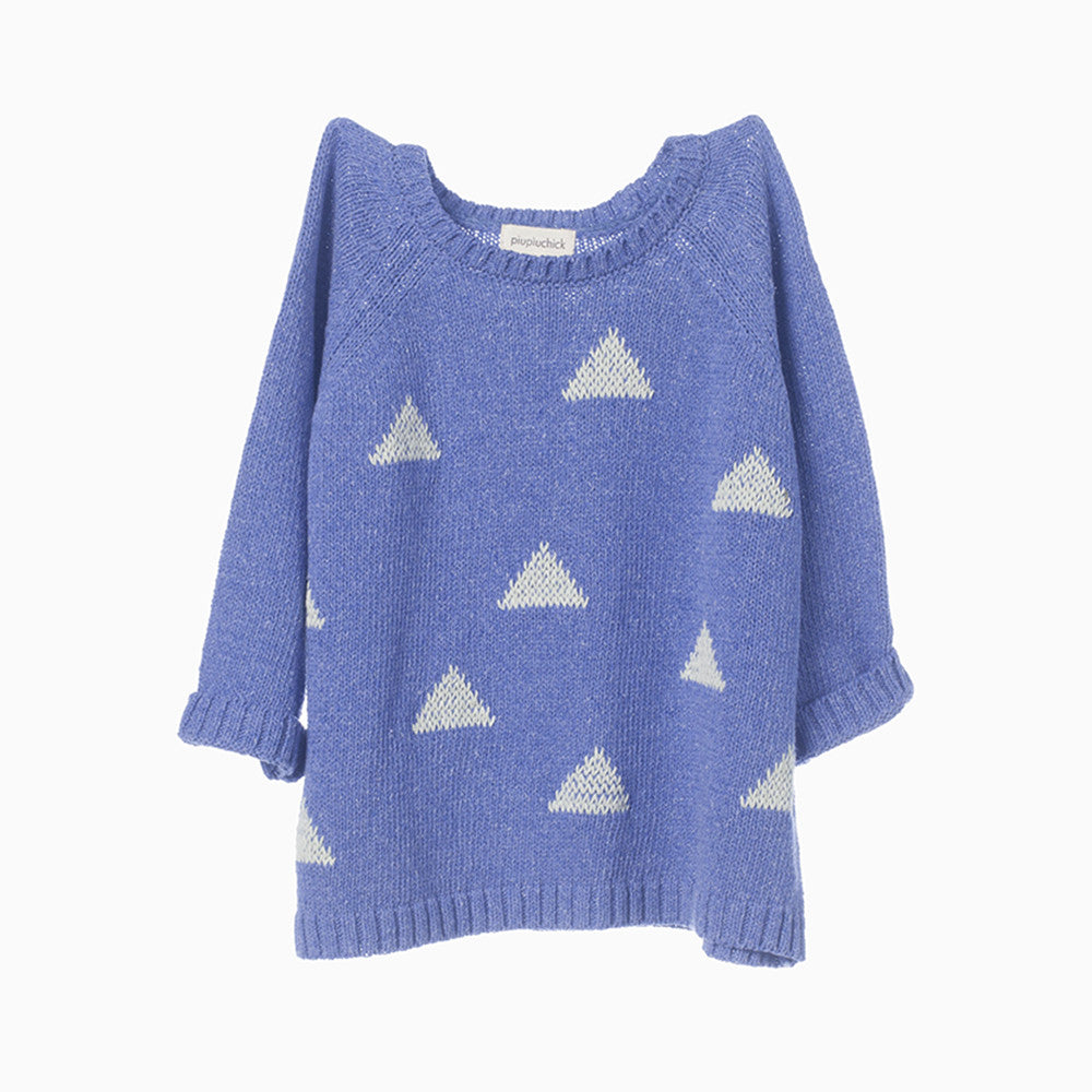 unisex sweater (triangle)