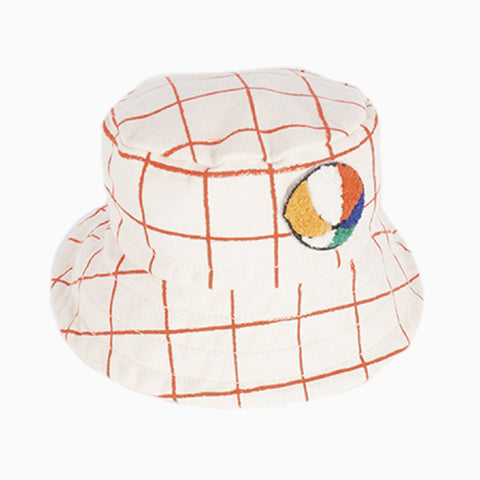 net bob basket ball patch hat