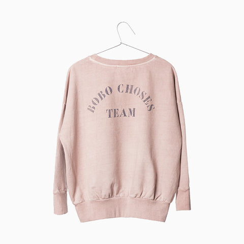 TEAM rose B.C. sweatshirt