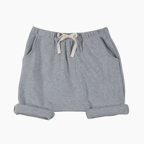 harem short (grey melange)