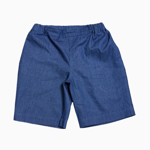 emil shorts (denim)