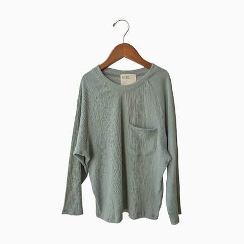 long sleeve raglan (grey)