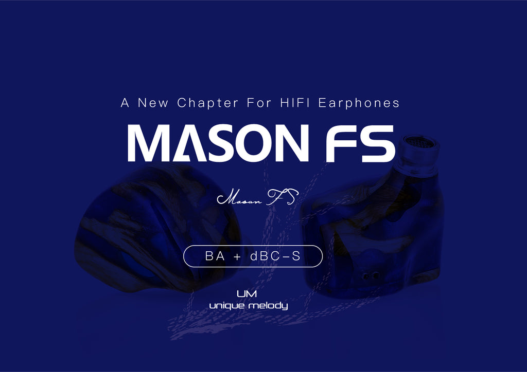 UM Universal Mason Fabled Sound Special Edition - MusicTeck