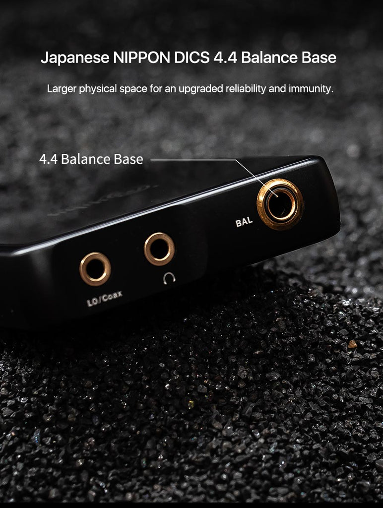 HiBy R6 Pro (Aluminum Alloy) Portable Hi-Fi Music Player Hi-Res Audio Player Bluetooth MP3 Player
