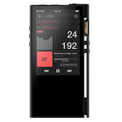 Luxury Precision P6 Pro Advanced Discrete R-2R Portable Audio Player - MusicTeck