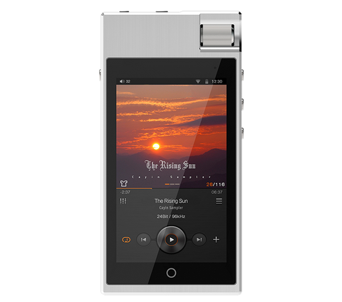 Cayin N5iiS Android based Master Quality Digital Audio Player - MusicTeck