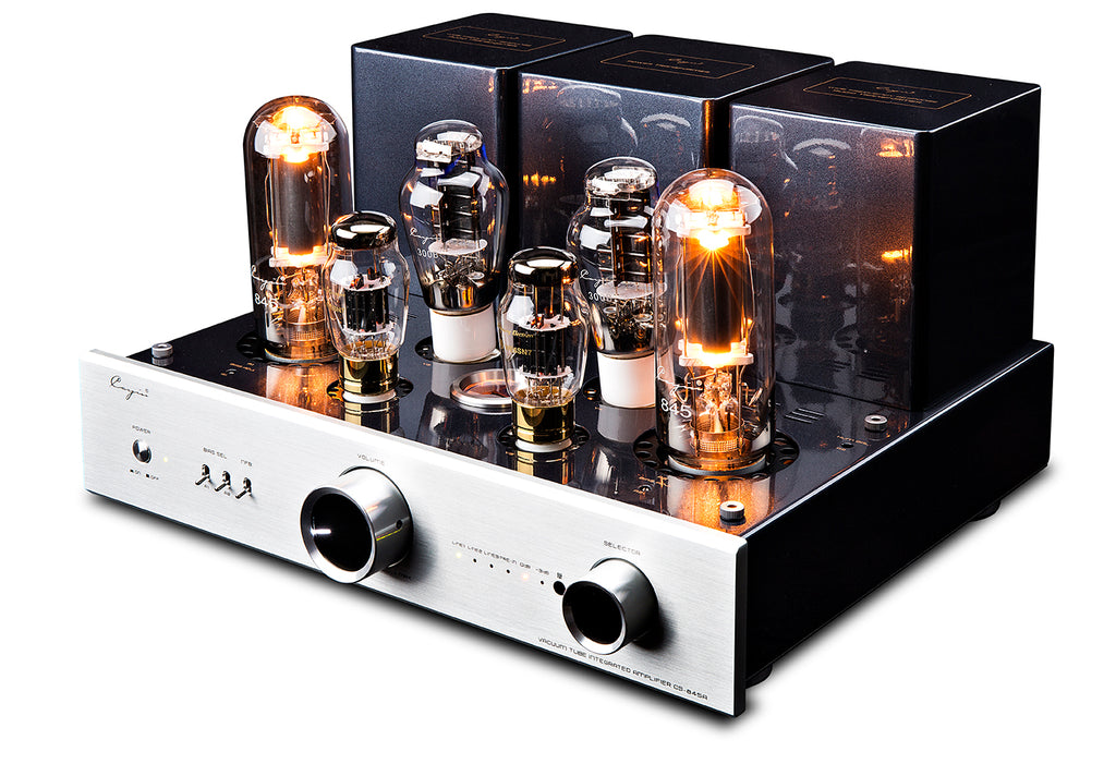 CAYIN CS-845A 845 TUBE INTEGRATED AMPLIFEIR - MusicTeck