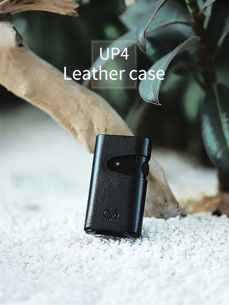 Shanling UP4 Leather Case - MusicTeck